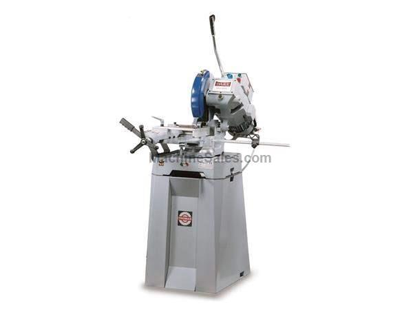 "10"" Blade Dia 1.2hp HP Dake Cut 250 Manual *Made in Italy* COLD SAW, 110V, 1ph; head rotates 45 degrees right and left"