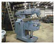 """15"""" X 68"""" Used K&T Horizontal Milling With Independent Vertic"""