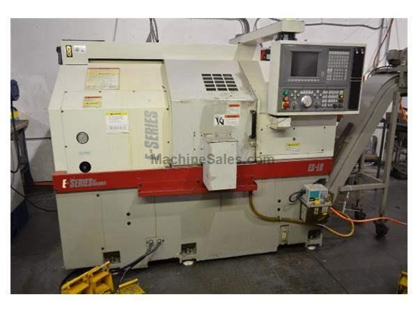 OKUMA MODEL #ES-L8 CNC TURNING CENTER