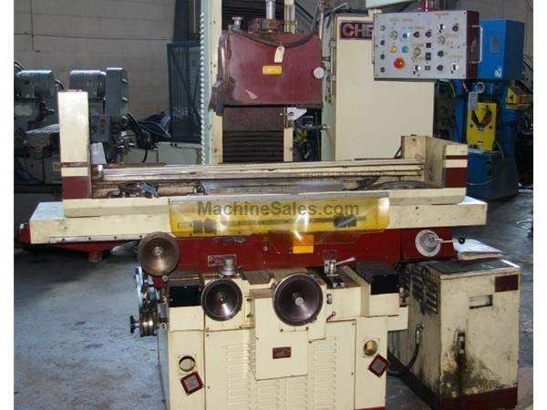 "12"" X 24"" CHEVALIER HYDRAULIC SURFACE GRINDER"