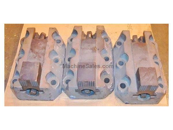 (3) Face Plate Type Chuck Jaws