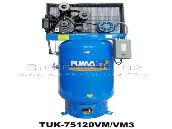 7.5 HP PUMA® Industrial Air Compressors