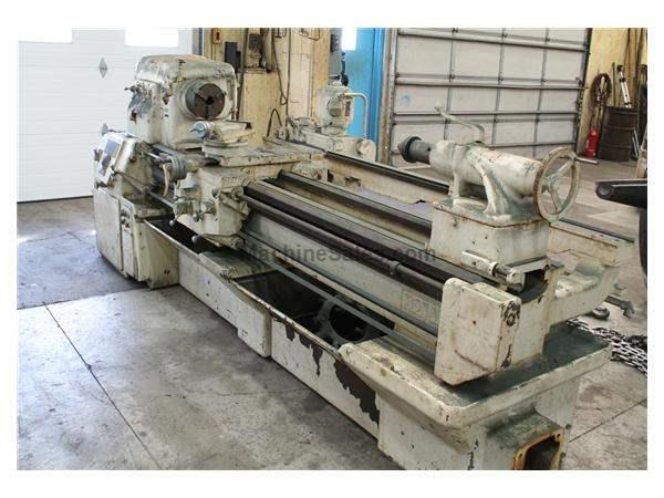 "24"" X 78"" MONARCH ENGINE LATHE:  STOCK #5155"