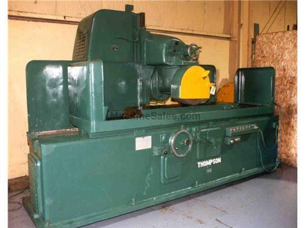 "16"" X 72"" THOMPSON HORIZONTAL SURFACE GRINDER:  STOCK #7742"
