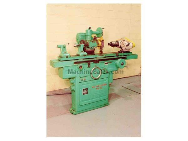 #62 GRAND RAPIDS TOOL & CUTTER GRINDER:  STOCK #8471
