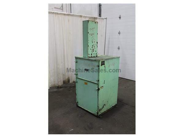 560 CFM TORIT #81 DUST COLLECTOR:  STOCK #8573