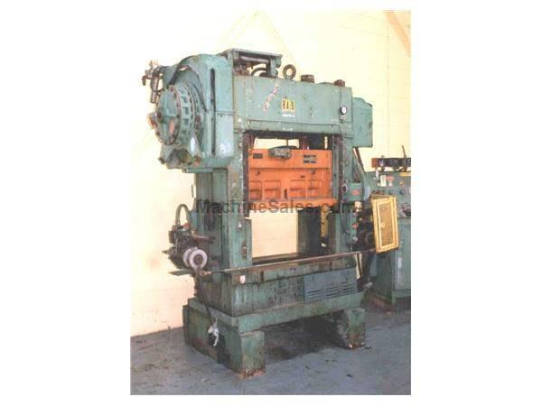 60 TON BLISS HIGH SPEED SSDC PRESS:  STOCK #8821