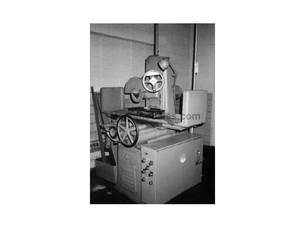 "6"" X 18"" ABRASIVE #1-1/2 HAND SURFACE GRINDER:  STOCK #10467"
