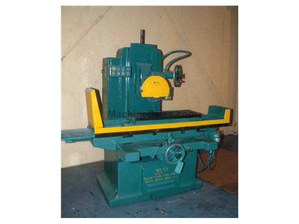 "12"" X 36"" GALLMEYER & LIVINGSTON SURFACE GRINDER:  STOCK #10713"