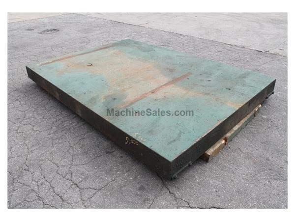"10' X 7' X 8"" SURFACE LAYOUT PLATE : STOCK #10824"