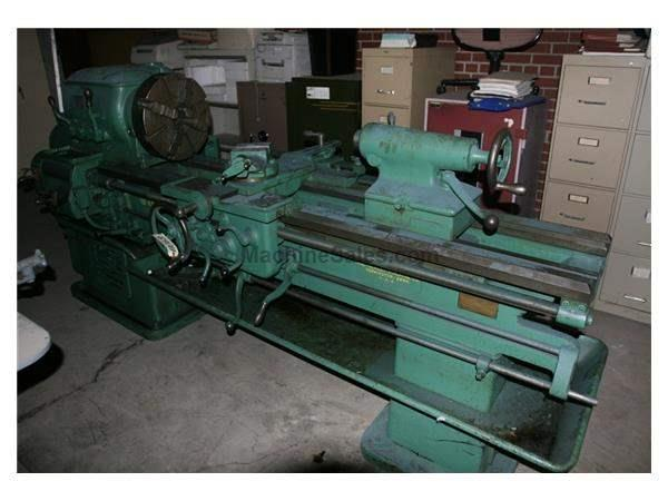 "16"" X 54"" HENDEY TOOLROOM LATHE:   STOCK #11068"