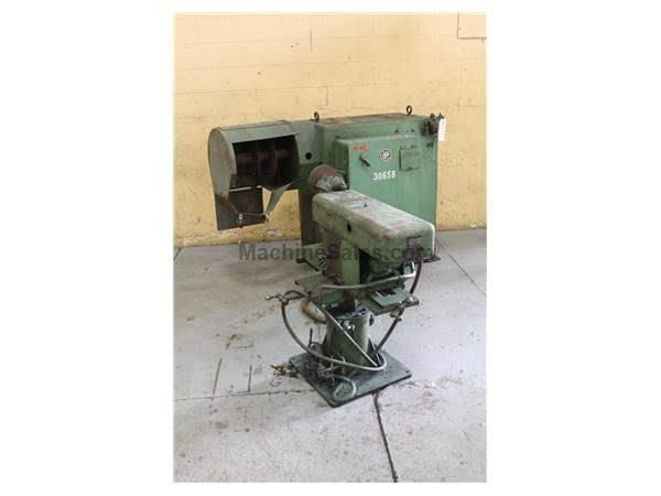 #159 OSBORN POWER BRUSH FINISHING MACHINE:   STOCK #11239