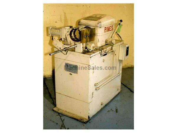 "3"" PINES TUBE & BAR END FINISHING MACHINE:  STOCK #12872"
