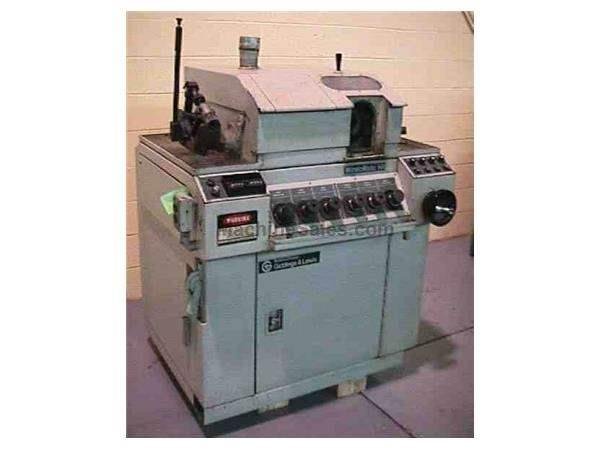 "1"" GIDDINGS & LEWIS MODEL #HR WINSLOMATIC DRILL GRINDER: STOCK #12875"