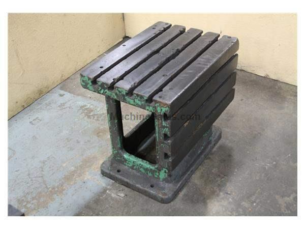 "20"" X 28"" X 24"" PLAIN BOX DRILL TABLE:  STOCK #13582"