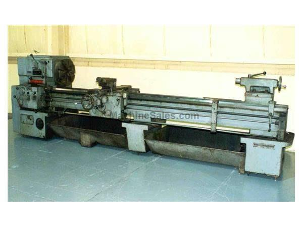 "23"" X 132"" SPRINGFIELD ENGINE LATHE:  STOCK #13857"