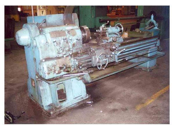 "18"" X 72"" MONARCH ENGINE LATHE:  STOCK #15463"