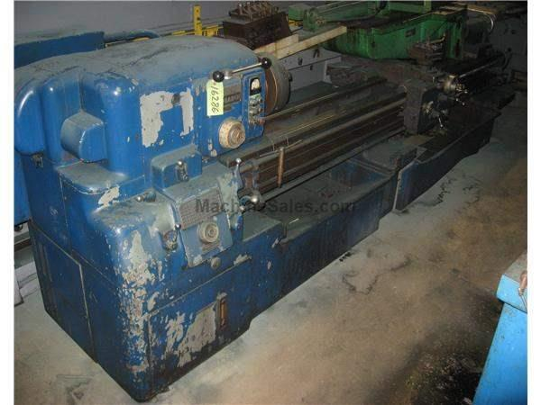 "16"" X 102"" MONARCH ENGINE LATHE:  STOCK #16286"