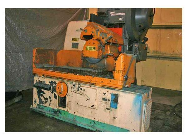 "20"" X 48"" THOMPSON HORIZONTAL SURFACE GRINDER: STOCK #16319"