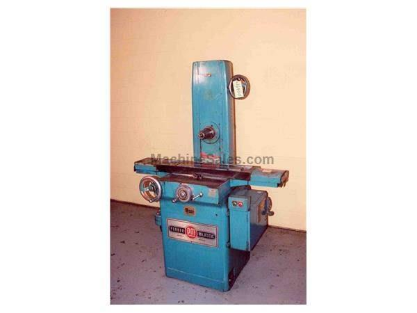 "6"" X 18"" PARKER MAJESTIC SURFACE GRINDER: STOCK #16400"