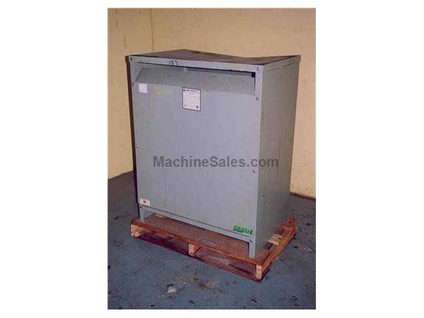 175 KVA SOLA HEVI DUTY 3-PHASE TRANSFORMER: STOCK #17305
