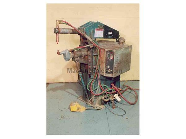 100 KVA TAYLOR-WINFIELD ROCKER ARM SPOT WELDER:  STOCK #17341