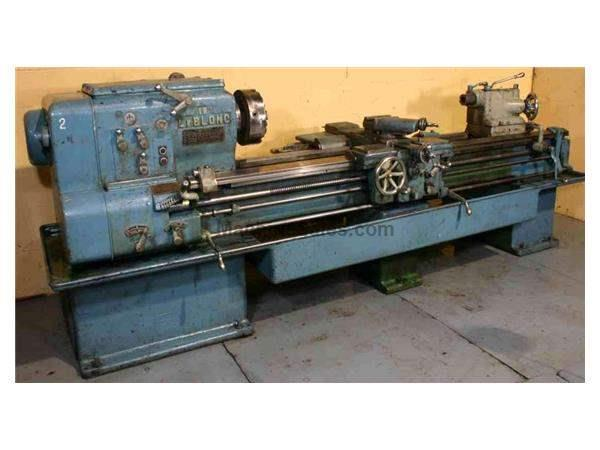 "20"" X 78"" LEBLOND ENGINE LATHE: STOCK #17676"