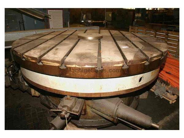 "98"" OHIO ROTARY TABLE: STOCK #18300"