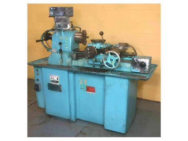 used 12 x 14 hardinge model hc chucking lathe stock 18414 for sale 27986. Black Bedroom Furniture Sets. Home Design Ideas