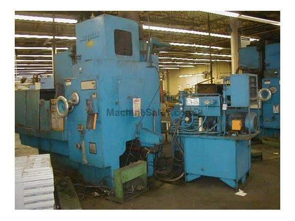 "36"" MATTISON MODEL #24 ROTARY SURFACE GRINDER: STOCK #18804"