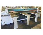 "14' X 3-1/2"" GIBEN ""GAMMA SE"" PROGRAMMABLE PANEL SAW:  STOCK #19960"