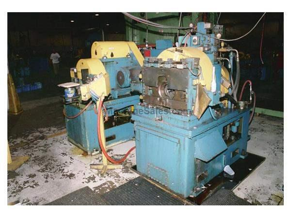 "3-1/2"" DICKEY ROTARY TUBE END FORMING MACHINE: STOCK #50066"