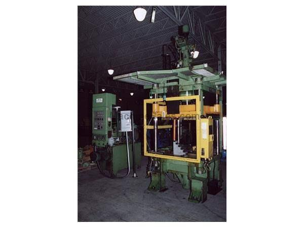 50 TON VREMAC 4-POST DEEPDRAWING PRESS: STOCK #50292