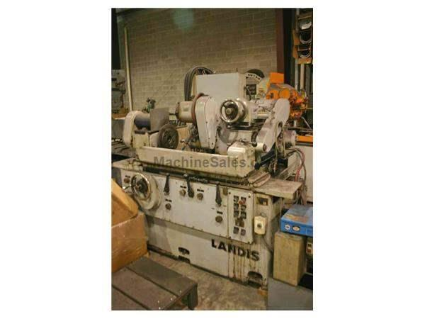 "14"" X 24"" LANDIS CYLINDRICAL GRINDER: STOCK #50946"