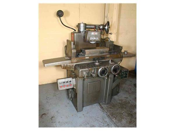 "6"" X 18"" DOALL HORIZONTAL SURFACE GRINDER: STOCK #51030"