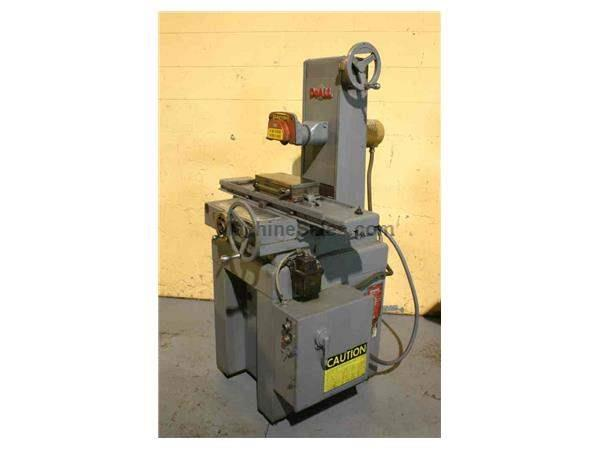 "6"" X 12"" DOALL HORIZONTAL SURFACE GRINDER: STOCK #51031"