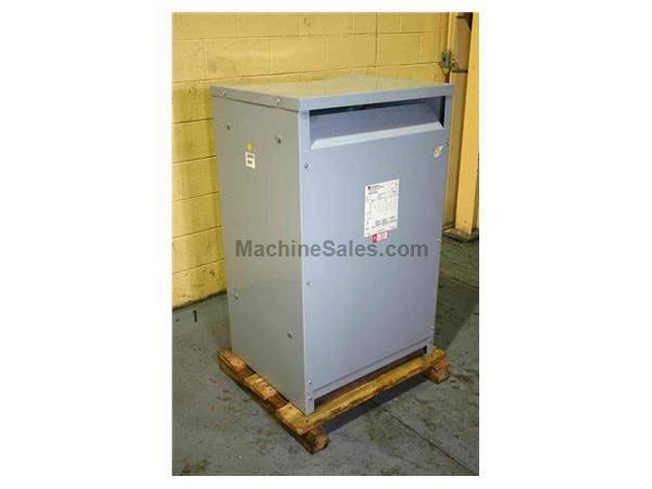 150 KVA CUTLER HAMMER DRY TYPE DISTRIBUTION TRANSFORMER:  STOCK #51411