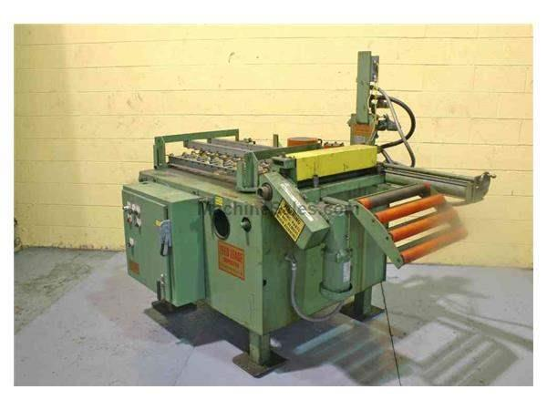 "24"" X 30"" X .125"" FEED LEASE PNEUMATIC STOCK FEEDER: STOCK #51480"