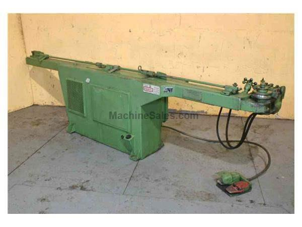 "1"" CURVATUBI MODEL #B-25 HORIZONTAL TUBE BENDER: STOCK #51499"