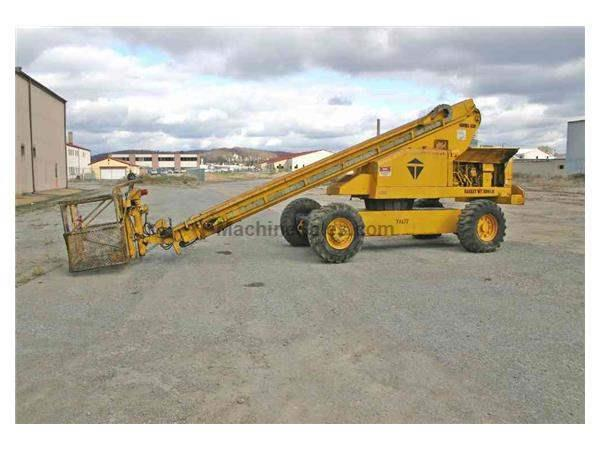 60' J L G TELESCOPING BOOM LIFT: STOCK #51637