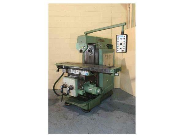 PARKSON MODEL # M1500 PLAIN HORIZONTAL MILL: STOCK #51716