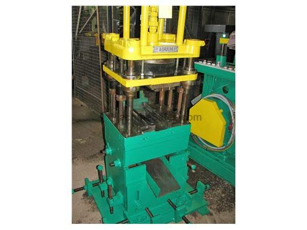 8 TON AIRAM 4-AXIS CUTOFF: STOCK #52530