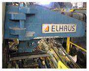 "10"" ELHAUS 1022 DEGREE BILLET HEATER & LOG SHEAR: STOCK #53146"