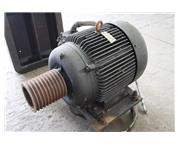 75 HP GENERAL ELECTRIC PRESS DUTY MOTOR:  STOCK #53159