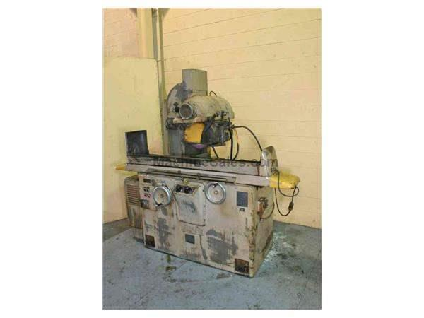 "8"" X 24"" THOMPSON #2F HORIZONTAL SURFACE GRINDER: STOCK #53334"