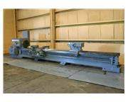 "34"" X 20' LODGE & SHIPLEY ENGINE LATHE: STOCK #53433"