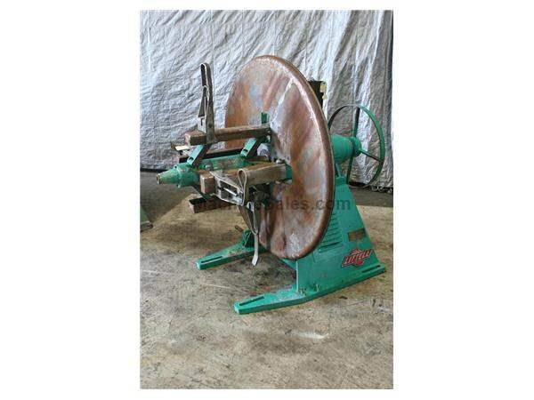 4000 LBS LITTELL MODEL #40-18 COIL REEL:  STOCK #54688