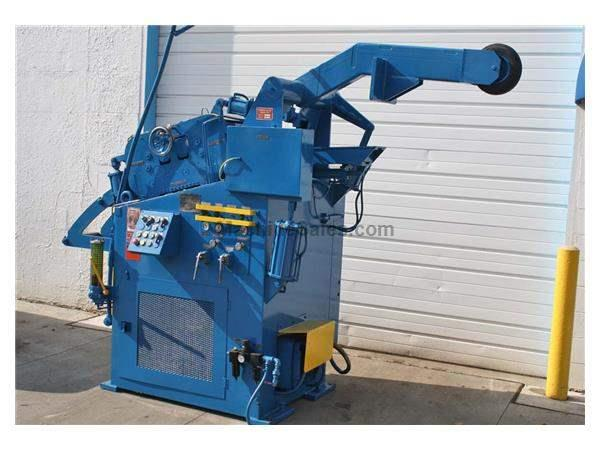 "18"" X .187"" AUTOMATIC FEEDS COIL STRAIGHTENER: STOCK: #54744"