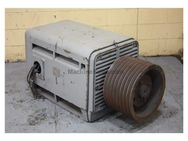 200 HP RELIANCE DUTY MASTER A C DRIVE MOTOR: STOCK #55308