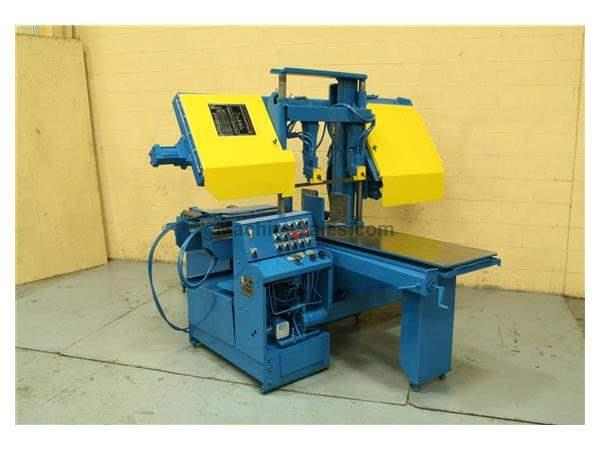 "15"" X 15"" W F WELLS AUTOMATIC FEED HORIZONTAL BANDSAW: STOCK 56260"